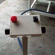 Pupitre de commande retourneur pneumatique